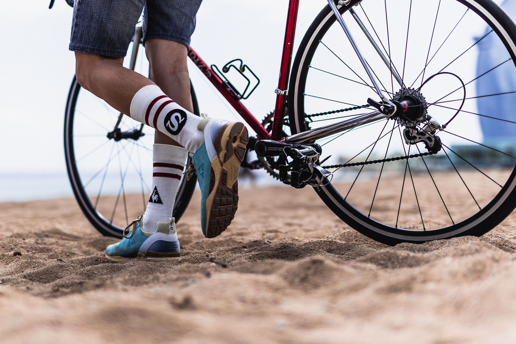 SIVASDESCALZO X LE COQ SPORTIF – Welcome to the Cycling Club