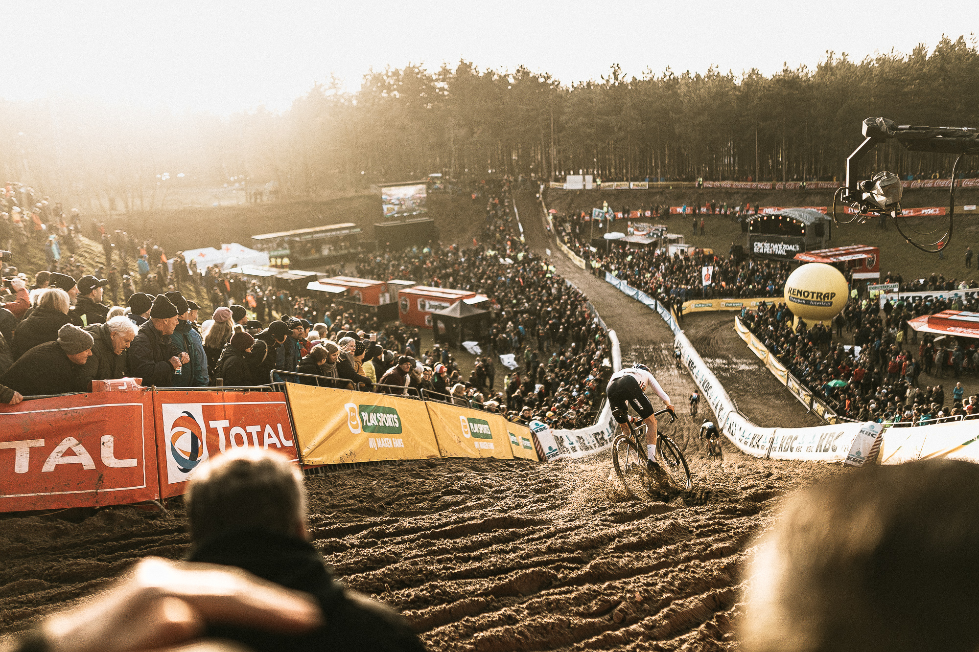 "CROSS IS BOSS – Zonhoven ""THE SAND PIT"""