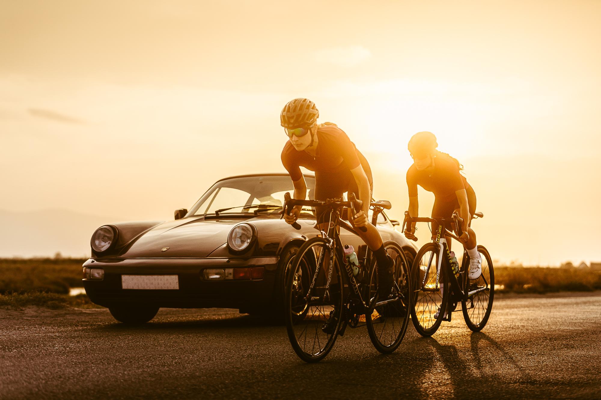 ONYVA BARCELONA – Porsche'n'girls